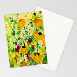 Deep In The meadow by Kathy Morton Stanion Stationery Cards