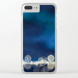 Because Some Things Are Worth Waiting For Clear iPhone Case