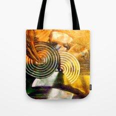 Circular Progress Tote Bag