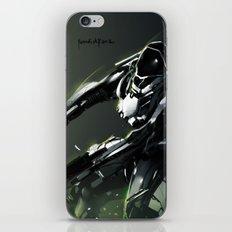 Dual Gunner iPhone & iPod Skin