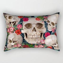 tropical scary  Rectangular Pillow