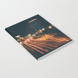 PHILADELPHIA LONG EXPOSURE Notebook