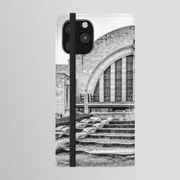 Union Terminal iPhone Wallet Case