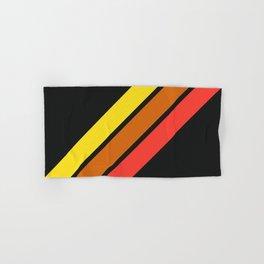 3 Retro Stripes #3 Hand & Bath Towel