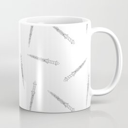 The Dark One's Dagger Coffee Mug
