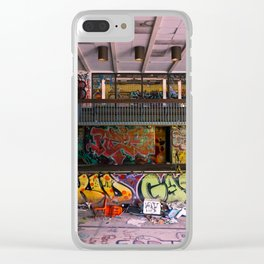 This Is It Clear iPhone Case