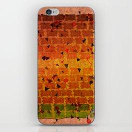 Relaxing Pattern iPhone Skin