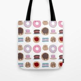 Evil Desserts Tote Bag