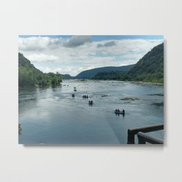 Harpers Ferry Metal Print