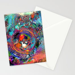 Torn at the Seams Stationery Cards