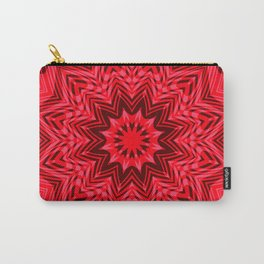 Kaleidoscope 4 Carry-All Pouch