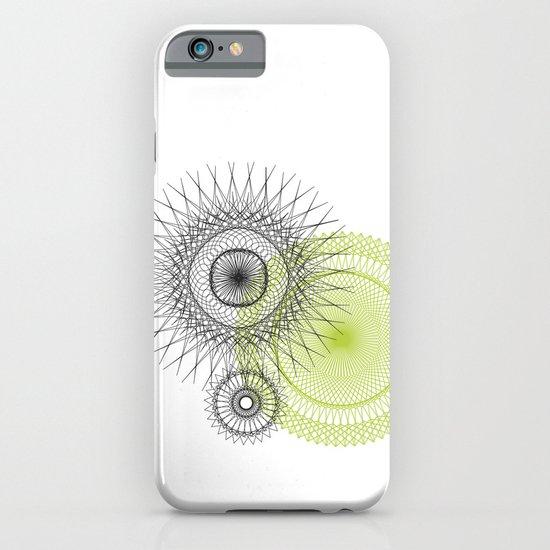 Modern Spiro Art #3 iPhone & iPod Case