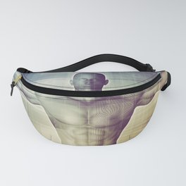 Medical Technology and Advanced Detection Scan Diagnostics System Fanny Pack