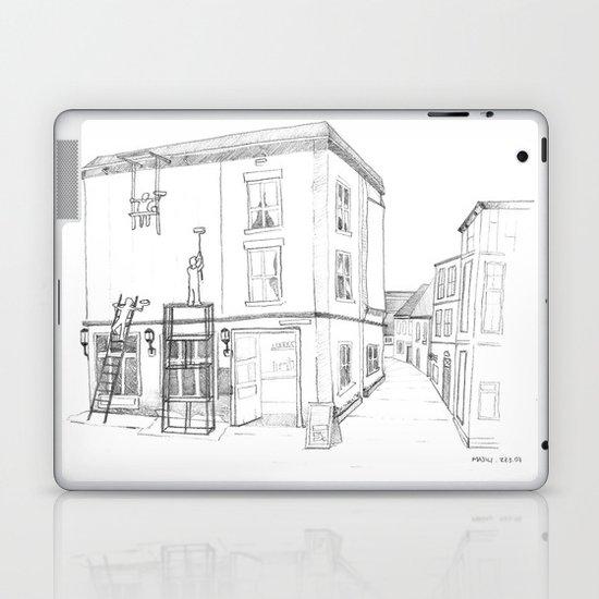 London Colors Laptop & iPad Skin