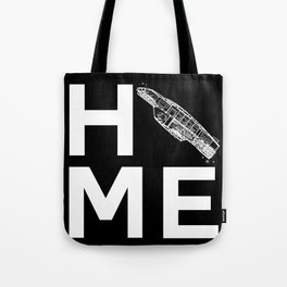 Home Sweet Rampion 1 Tote Bag