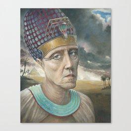 Walken Like An Egyptian Canvas Print