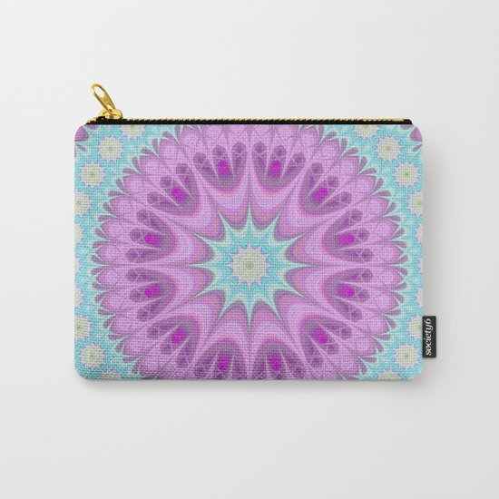 Girly mandala Carry-All Pouch