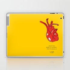 Frida Heart Laptop & iPad Skin