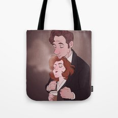 [Time passes in moments] Tote Bag