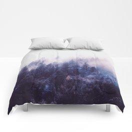 Misty Space Comforters