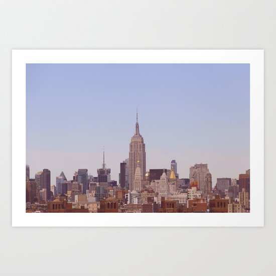 NYC No. 2 Art Print
