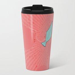 Carmine Action Travel Mug