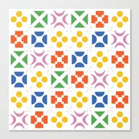 matisse Canvas Prints featuring 13. Matisse by Chris Day