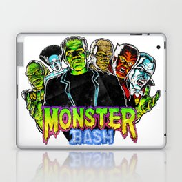 Monster Bash Laptop & iPad Skin