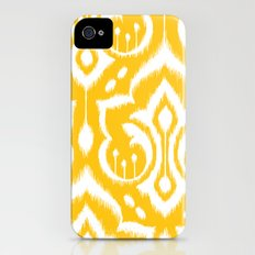 Ikat Damask Slim Case iPhone (4, 4s)