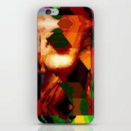 Pizza Lips iPhone Skin