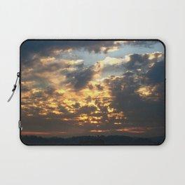 Bruins Sunset Laptop Sleeve