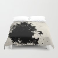 viking Duvet Covers featuring Viking by Nicklas Gustafsson