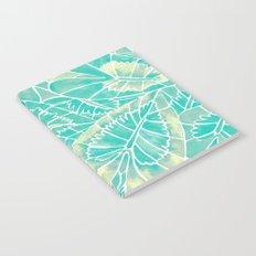 Schismatoglottis Calyptrata – Mint Palette Notebook