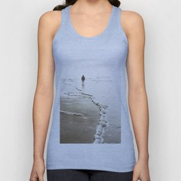 Dreamy Beach Unisex Tank Top
