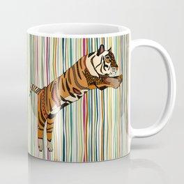 tiger stripes Coffee Mug