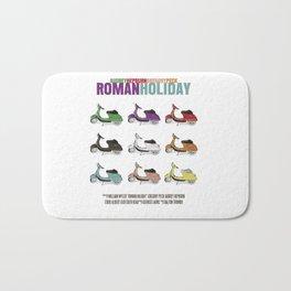 Roman Holiday Bath Mat