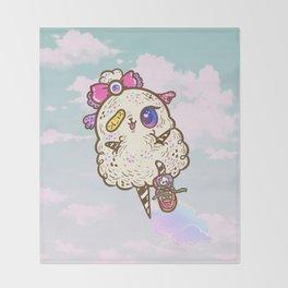 FluffyMafi Throw Blanket