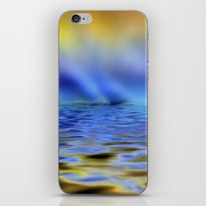 Sailing to the End of the Earth iPhone & iPod Skin