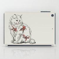 huebucket iPad Cases featuring Fish Tank by Huebucket