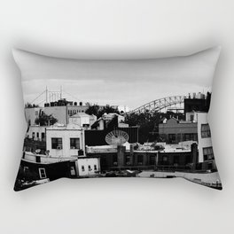Another Day in Queens Rectangular Pillow