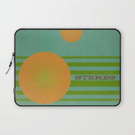 Stereolab (ANALOG zine) Laptop Sleeve