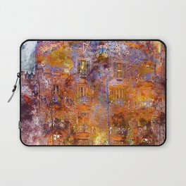 Barcelona, Casa Batllo Laptop Sleeve