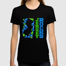 Jersey Rocks T-shirt