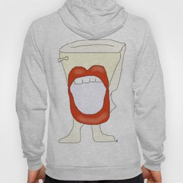 Potty mouth  Hoody