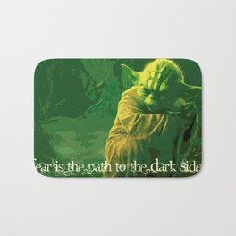 Yoda | Star War Art Bath Mat