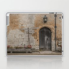 castle door... Laptop & iPad Skin