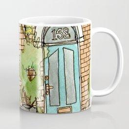 Number 158 Coffee Mug