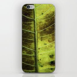 Leaf Nine iPhone Skin