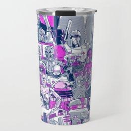 Robo-rama : The Great Robot Reunion Travel Mug