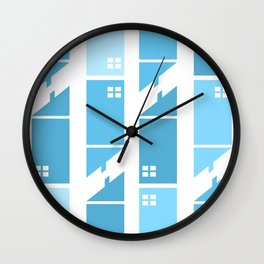 Home, sweet home #society6 #decor #buyart #artprint Wall Clock